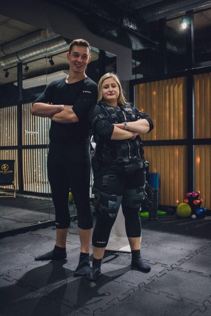 Quick Gym Gdańsk Trening EMS
