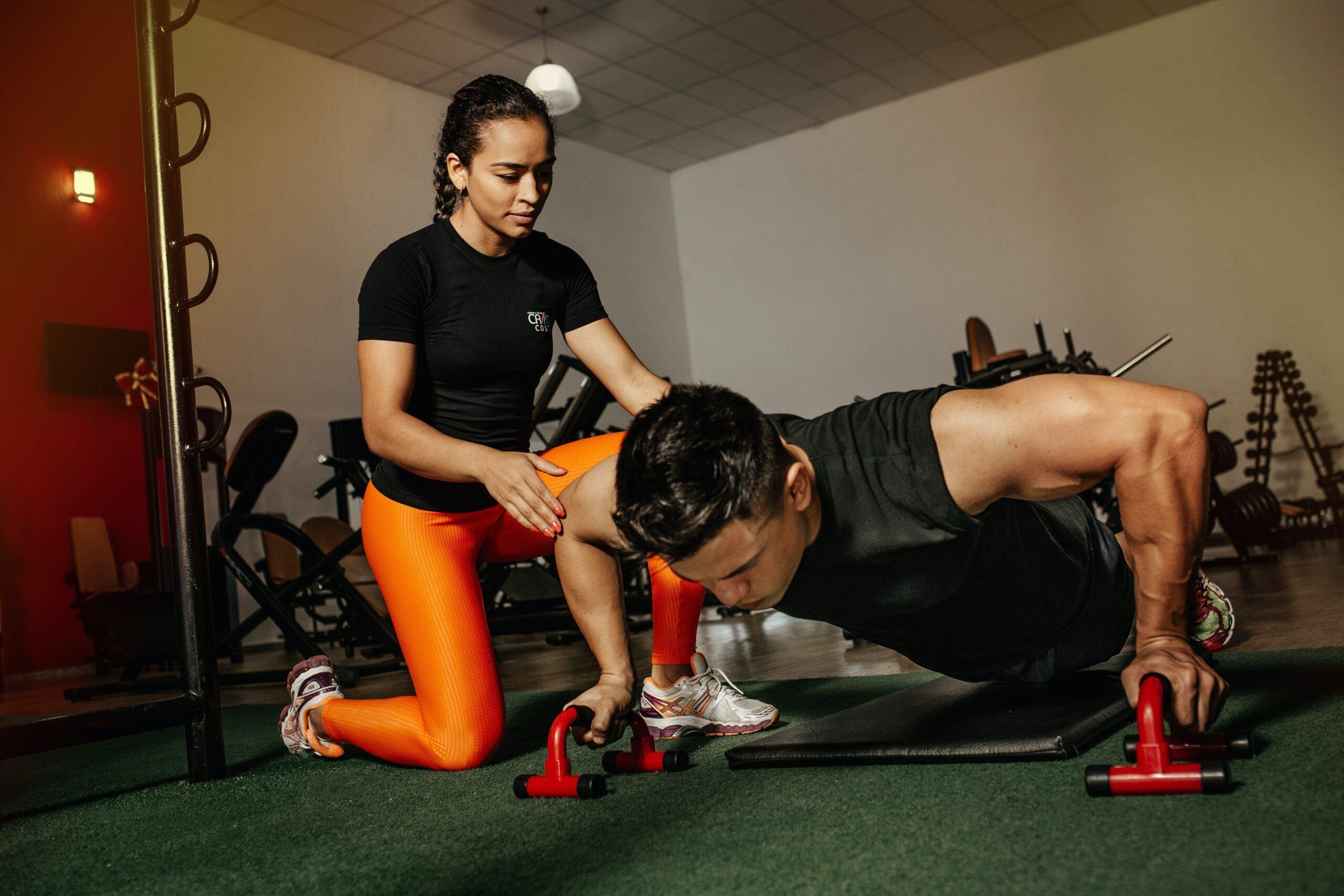 Zalety treningu personalnego